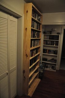 View 2 of shelves